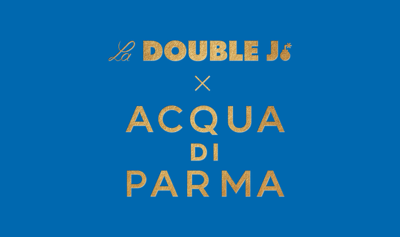 La DoubleJ collab